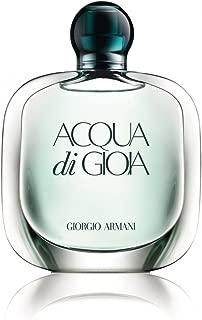 Giorgio Armani Acqua Di Gioia for Women Eau De Parfum Spray, 3.4 Ounce
