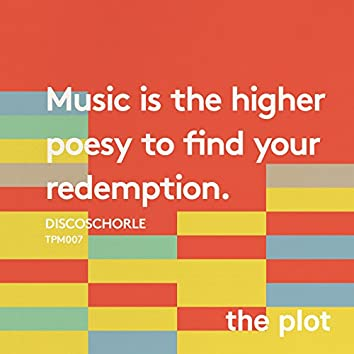 Music Is The Higher Poesy To Find Your Redemption