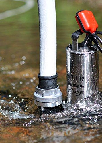 T.I.P. Extrema 400/11 Pro Schmutzwasserpumpe - 7