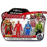 Saiyam Momento Avengers Super Heroes Action Figure Toys Set
