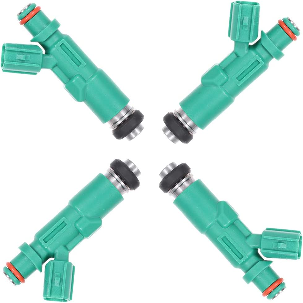 Injectors ZENITHIKE 4 pcs 12 Holes Set Injector Fuel for Engine Max 78% OFF Fashion