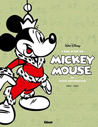 L'âge d'or de Mickey Mouse - Tome 11: 1954/1955 - Le Monde souterrain et autres histoires
