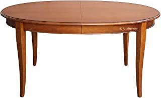 Tavoli Classici Ovali Allungabili.Amazon It Tavolo Allungabile Ovale Tavoli Da Sala Da Pranzo