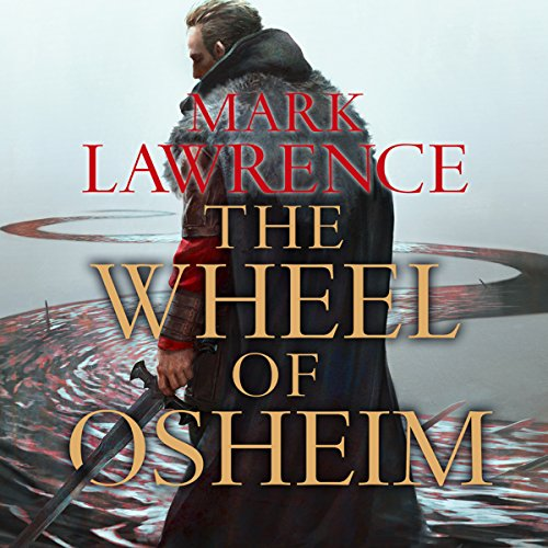 The Wheel of Osheim  By  cover art