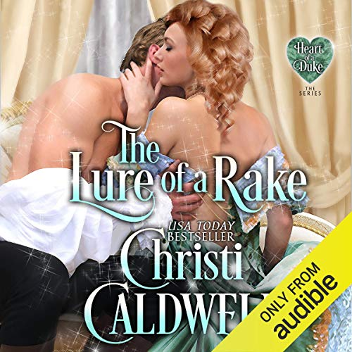 The Lure of a Rake audiobook cover art