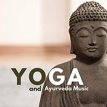 Yoga and Ayurveda Music CD