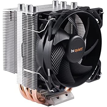 be Quiet! BK008 Pure Rock Slim - CPU Cooler - 120W TDP- Intel 1150 / 1151/ 1155/ 1156 & AMD Socket AM2(+) / AM3(+) / AM4 / FM1 / FM2(+)