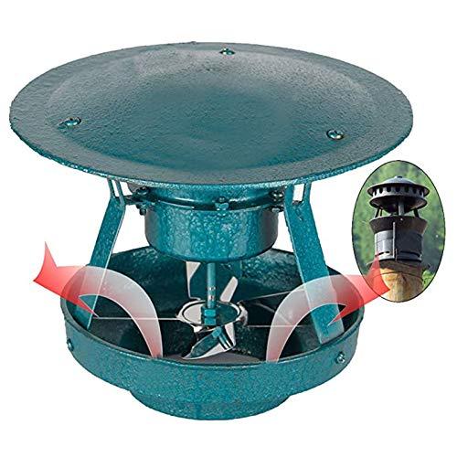 Benfa Extractor de Aire Exterior del Techo, Ventiladores de la azotea Ventilos de la Chimenea Extractor de Humo, Ventilador de Chimenea Chimenea de Chimenea de Chimenea para, 220V,Style1