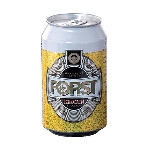 Bier Forst Kronen Dosen 24 x 330 ml.