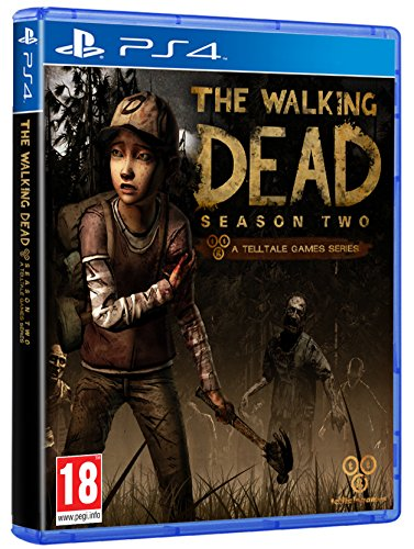 The Walking Dead Season 2 (PS4) [UK Import]