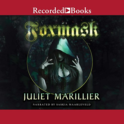 Foxmask audiobook cover art