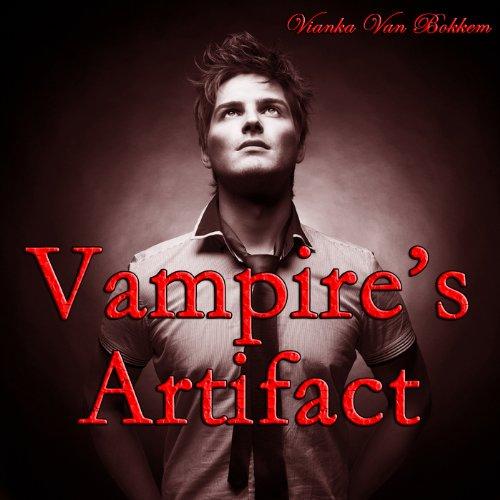 Vampire's Artifact audiobook cover art