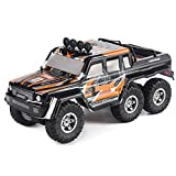 Telecomando auto, camion RC grande 1:12 scala modello auto 2.4 GHz 6 ruota guida radio telecomando auto ad alta velocità off-road bambini giocattoli giocattoli grande camion corto camion da camion reg
