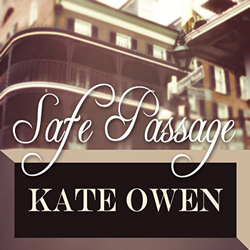 Safe Passage audiobook cover art