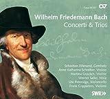 W.F. Bach: Concerti & Trios - Sebastian Wienand (Cembalo)