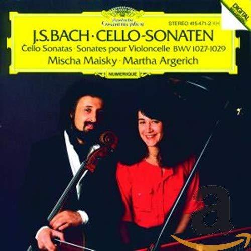 Cello Sonaten Bwv 1027-1029 (Sonate Per Viola Da Gamba )