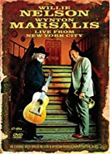 Willie Nelson / Wynton Marsalis - Live From Jazz At Lincoln Center New York City [USA] [DVD]