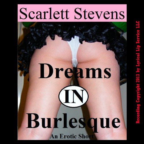 Dreams in Burlesque cover art