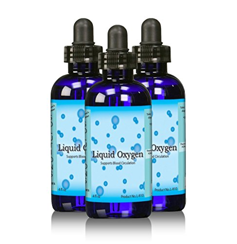 Stabilized Liquid Oxygen drops...