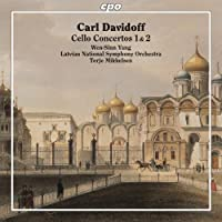 Cello Concertos 1 & 2 by DAVIDOFF CARL & TCHAIKOVSKY (2007-03-27)