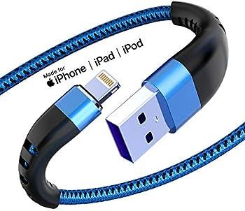 Essri 6ft MFi Certified Lightning Cable