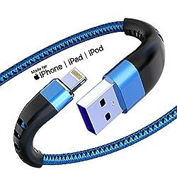 Image of Apple MFI Certified 3 Pack...: Bestviewsreviews
