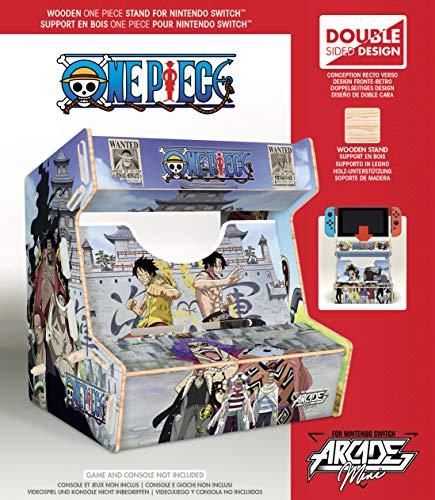 Meridiem Games - Meridiem Games - One Piece Arcade Mini (Nintendo Switch) (Nintendo Switch)