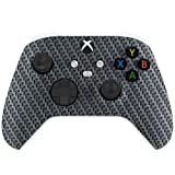 Carbon Fiber Wireless Custom Controller for Xbox Series X Series S Xbox One (White Base)
