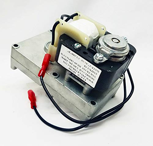Price comparison product image (New) American Harvest AUGER Feed Motor 1 RPM CCW w / Hole 80488 / 80457 / PH-CCW1H 80488 / PH -CCW1H