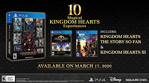51BnKMSYZ7L - Kingdom Hearts All-In-One Package - PlayStation 4