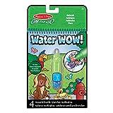 Melissa & Doug 15376 Malblock-Enthüllung mit Wasser-Tiere, Mehrfarben