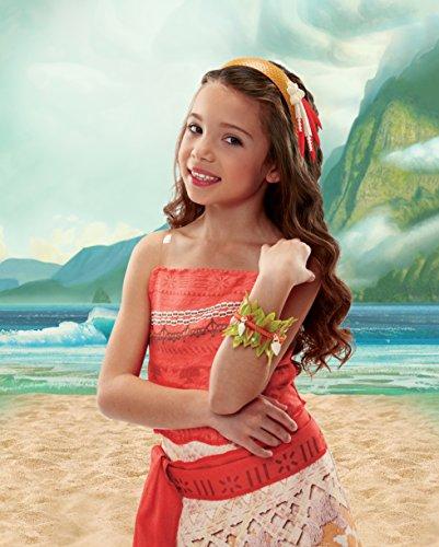 Disney – Vaiana – Serre Tête et Bracelet – Accessoire de Déguisement