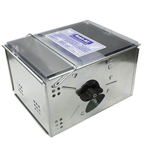 Ketchall Mouse Trap 12 Traps 414520cs
