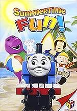 hit favorites summertime fun dvd