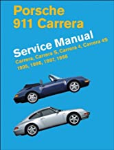Porsche 911 Carrera (Type 993) Service Manual: 1995, 1996, 1997, 1998 by Bentley Publishers (2013-11-04)