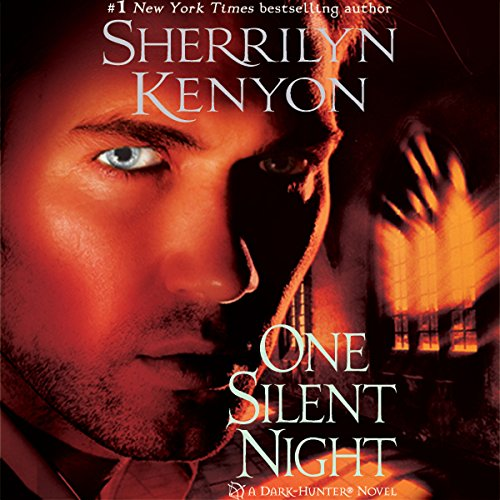 One Silent Night audiobook cover art