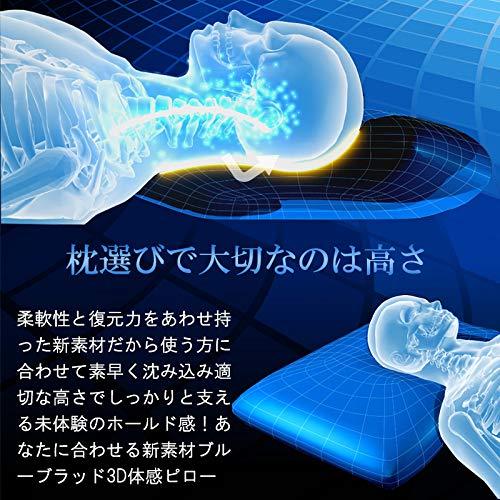 ブルーブラッド『3D体感ピロー』