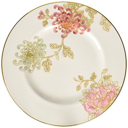 Lenox Marchesa Painted Camellia Accent Plate