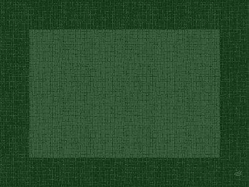 Duni Dunicel Tischset Linnea Jägergrün 30x40 cm 100 Stück
