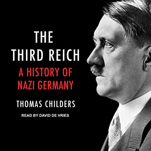 The Third Reich  By  cover art