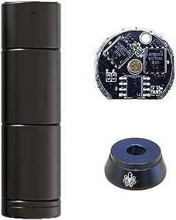 Cthulhu Mod 「Cthulhu TUBE Ⅱ」 ボトムスイッチ版 クゥトゥルフチューブ2 + 予備基盤 +Cthulhu Modロゴ入りアトマイザースタンドセット VAPE(ベイプ) (Black)
