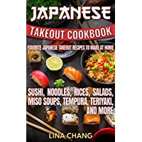 Deals on Japanese Takeout Cookbook Kindle Edition