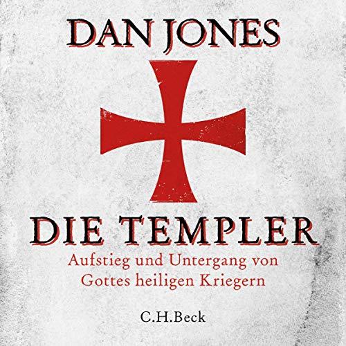 Die Templer audiobook cover art