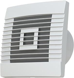 Calidad pared extractor de cocina estándar 150mm ventilador con ventilador persianas gravedad prestigio