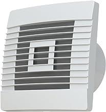 Calidad pared extractor de cocina ventilador de 120mm con