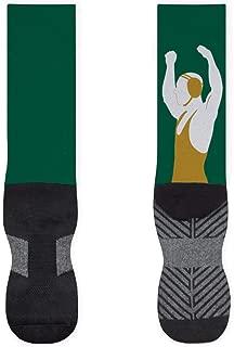 Victory Wrestler Printed Mid Calf Socks | Wrestling Socks by ChalkTalkSPORTS | Multiple Sizes