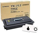 Best Printers For FS - Kyocera 1T02G10US0 Model TK-712 Black Toner Kit Review