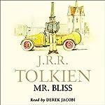 Mr Bliss audiobook cover art