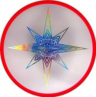 Aerobie Skylighter Lighted Flying Disc (Red)