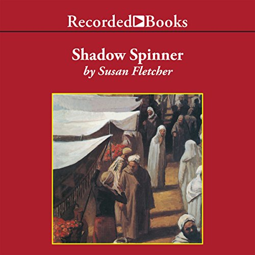 Shadow Spinner audiobook cover art